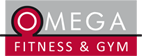 logo omega fitness & gym