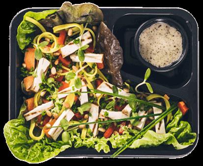 posiłek bezglutenowy i bezlaktozowy